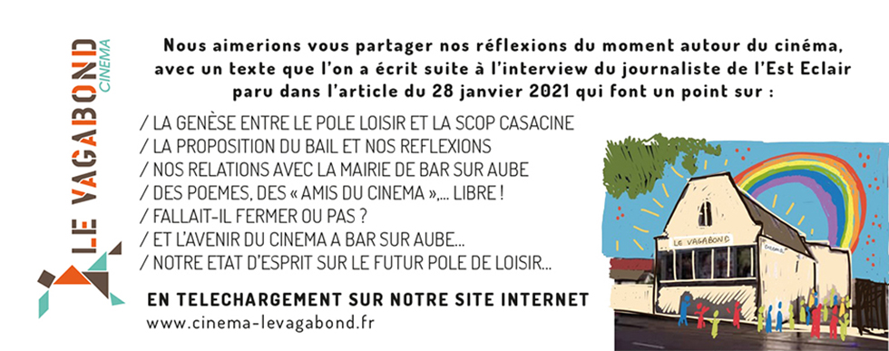 Texte CasaCiné suite Interview
